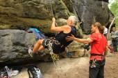 Aussteiger-Klettern 2012 028