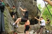 Aussteiger-Klettern 2012 034