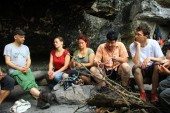 Aussteiger-Klettern 2012 013