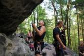 Aussteiger-Klettern 2012 020