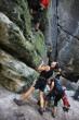 Aussteiger-Klettern 2012 019