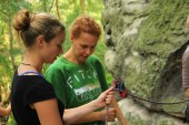 Aussteiger-Klettern 2012 035