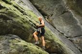 Aussteiger-Klettern 2012 022
